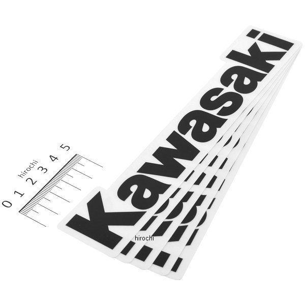 USA在庫あり 4320-0534 人気急上昇 ファクトリーFX FACTORY EFFEX KAWSAKI JP店 ロゴステッカー 5枚入り 210mm 新入荷 流行