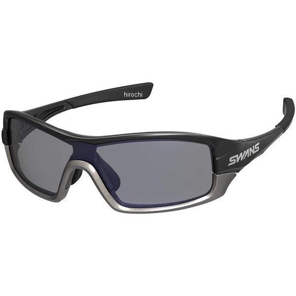 STRIX I-0151 BK/GM スワンズ SWANS ストリックス・アイ 偏光レンズモデル パールブラック/偏光スモーク 149mmx46mm JP店