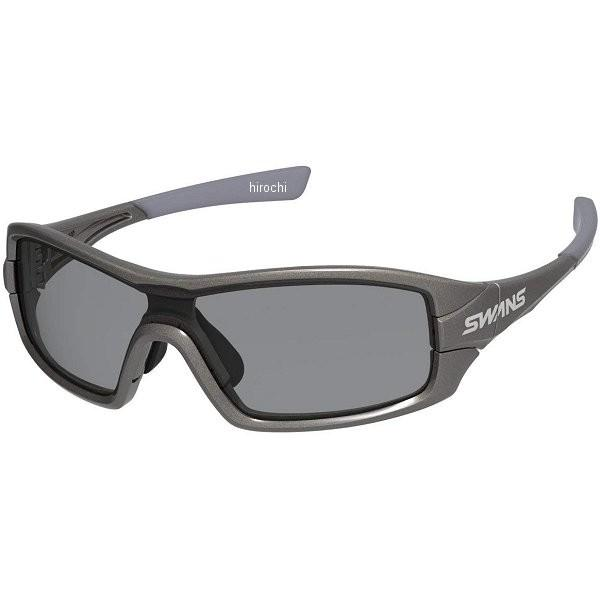 STRIX I-0001 GMR スワンズ SWANS ストリックス・アイ カラーレンズモデル ガンメタリック/スモーク 149mmx46mm JP店