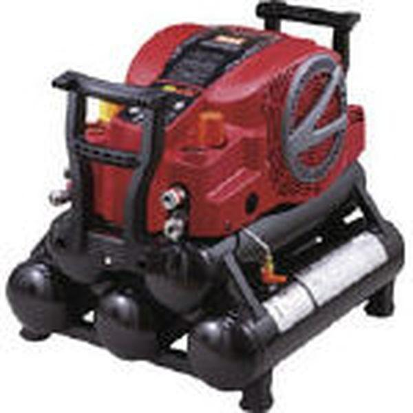 AK-HL1250E2(27L) マックス(株) MAX 45気圧エアコンプレッサ5連装エアタンク(高常圧エア取出口計4箇所) JP