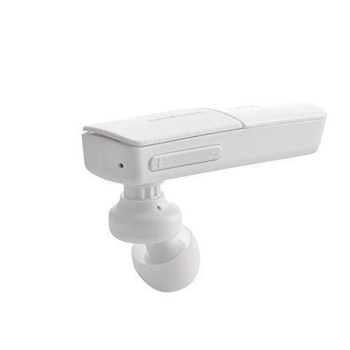 エレコム Bluetooth ブルートゥース ヘッドセット 通話専用 ホワイト LBT-HS10MPWH|hiroshop-net|02