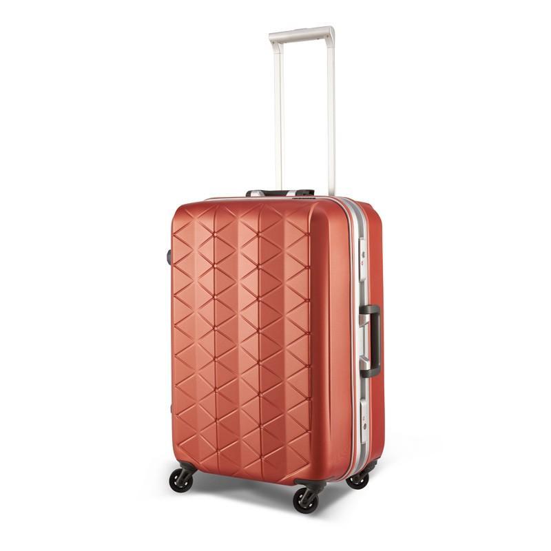 4865a62c8e ... サンコー | スーパーライト | MGC | 57cm | MGC-57 | エンボスカッパーオレンジ(スーツケース | Mサイズ) |  の商品詳細ページです | :72052651:H.I.S. ...