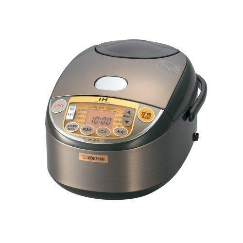 象印 炊飯器 IH式 5.5合ブラウン  NP-VD10-TA|hiseshop