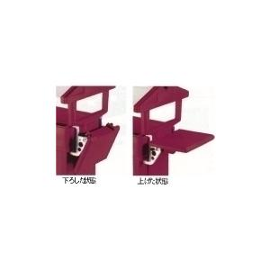 フードバー専用エンドテーブルダークブラウン フードバー専用エンドテーブルダークブラウン LEV016