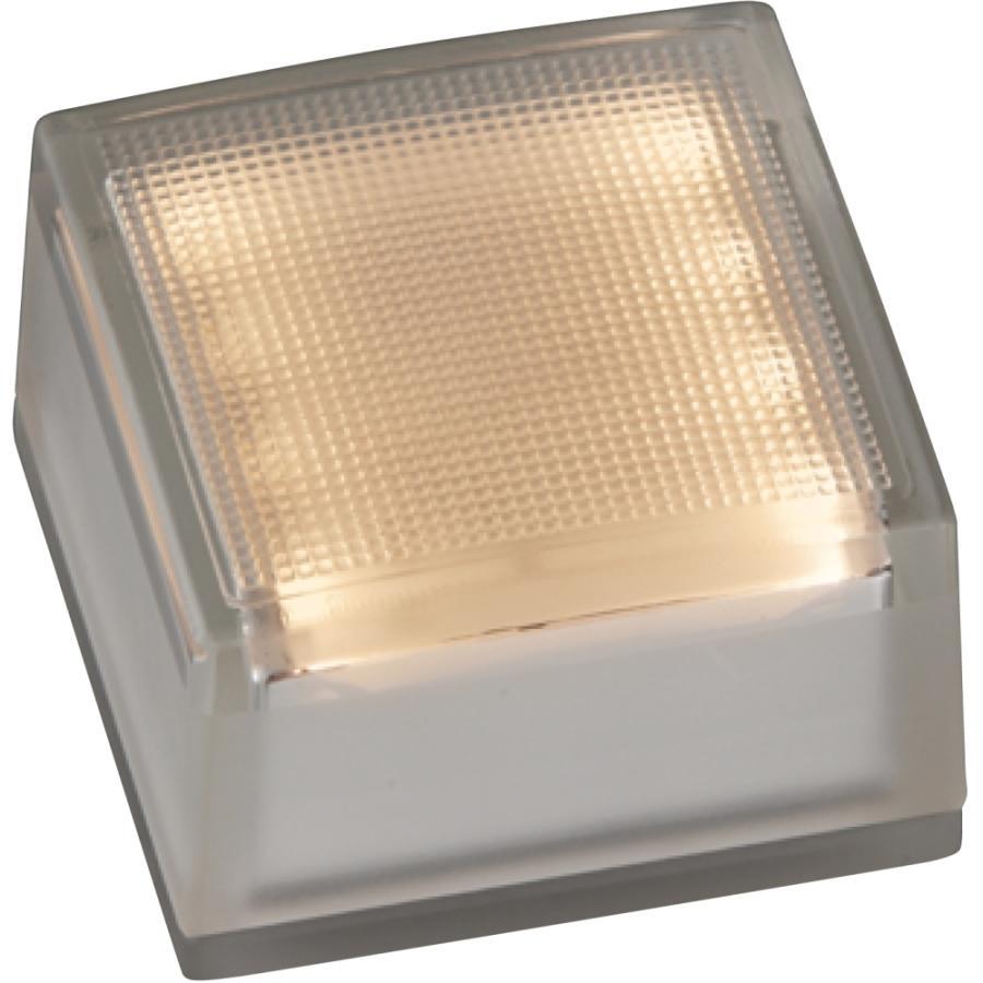ヘリオスグランドライト LEDグラス 100角 電球色 302111110