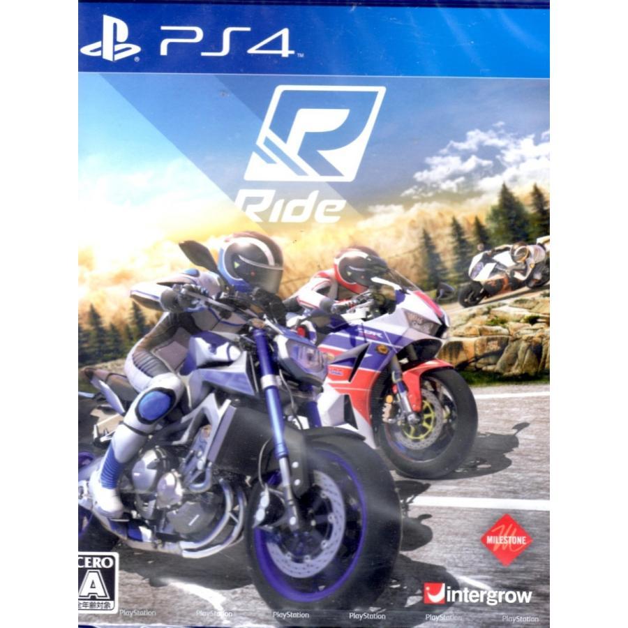 PS4 ライド Ride【新品】