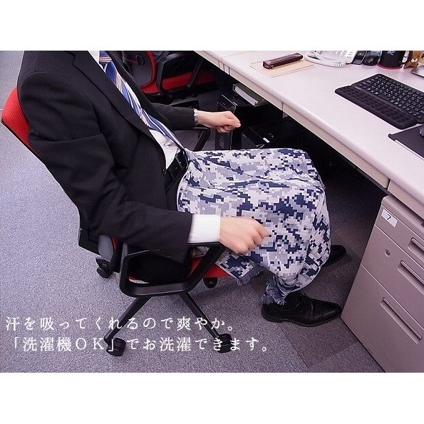 今治ガーゼショール ライト (2重ガーゼ) 寒さ対策でオフィスを快適に hitotema 03