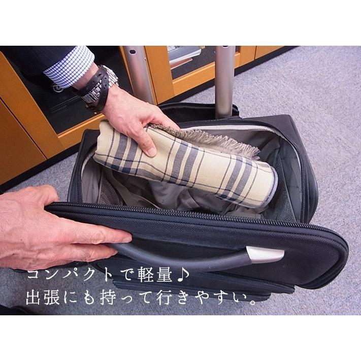 今治ガーゼショール ライト (2重ガーゼ) 寒さ対策でオフィスを快適に hitotema 05