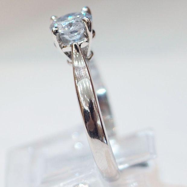1.01カラットダイヤモンド指輪 hivikigallery 04