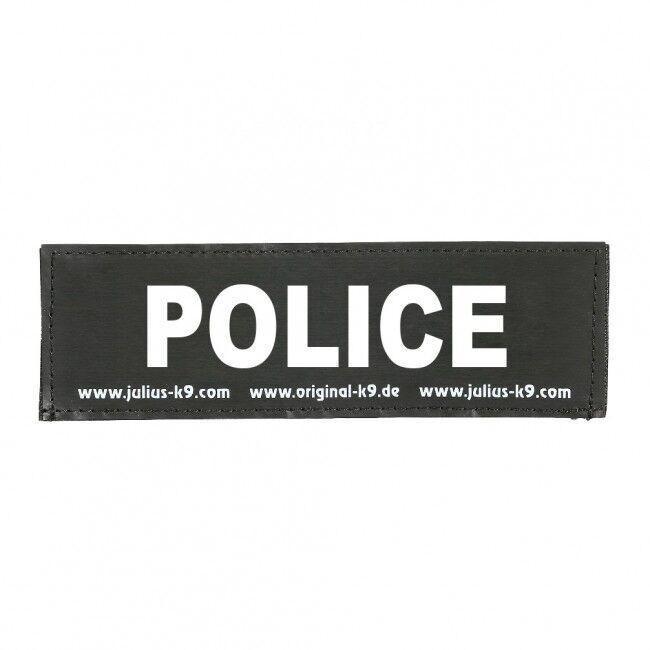 Julius K9ラベル (POLICE) M サイズ|hivikigallery