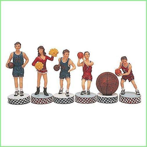 Basketball Chessmen 並行輸入品