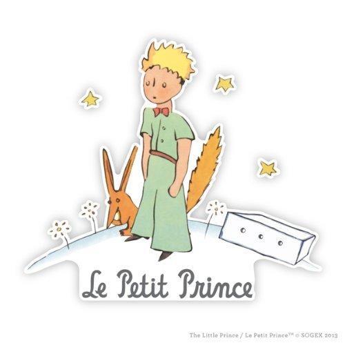 海外限定 Walls 360 Peel & Stick Wall Decal: Icones Le Petit Prince (60 in x 52.75 in)
