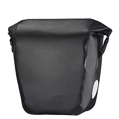 海外限定 LINGJIA Multifunction Bag Bike Bicycle Bike Bag Waterproof Rear Rack Tail Seat Bag Cycling MTB Bag Trunk Pack 10-18l Portable P