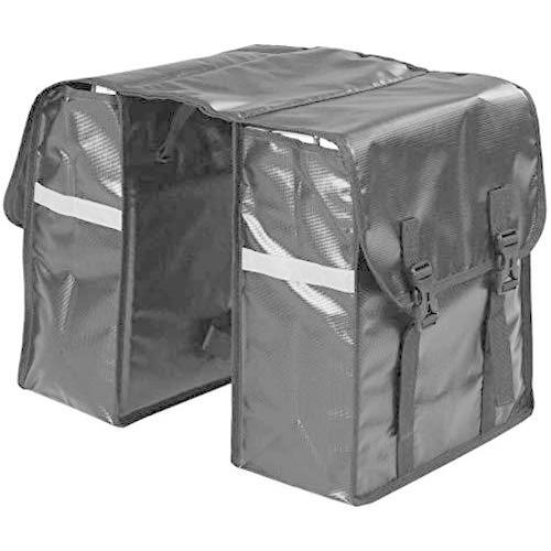 海外限定 CT-CT Carry Bag Bike Bag 28L Bike Bag Water Bag Rear Seat Bicycle Bag Trunk Bags Saddle Rack Bag Bike Frame Bag (Color : Black,