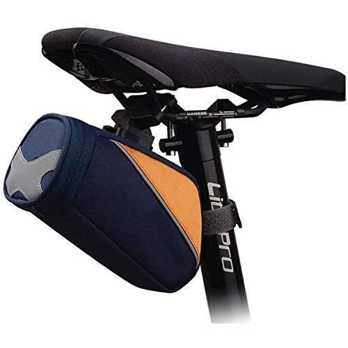 海外限定 ANXIANG Bicycle Carrier Bag, Saddle Bag Bicycle Tail Bag Mountain Bike Rear seat Bag Riding Equipment Bicycle Accessories Pipe