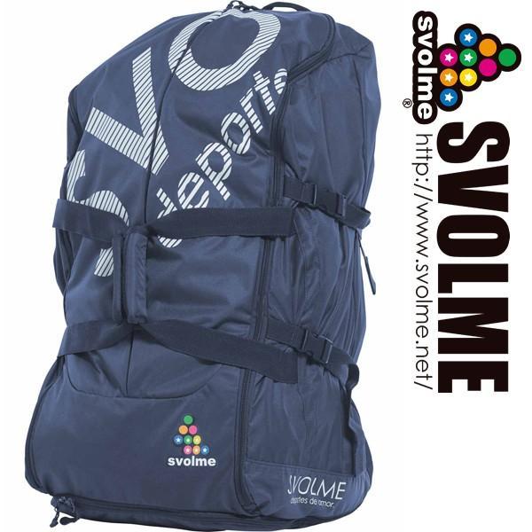 SVOLME スボルメ 2WAYボストンバッグ 1193-40420-NVY サッカー フットサル
