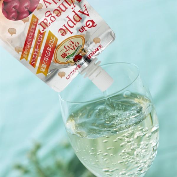 PG-inりんご酢ゼリー 150g (15個入り×1箱)・カートン・プロテオグリカン入り美味しいりんご酢をゼリーに!|hizuya|04