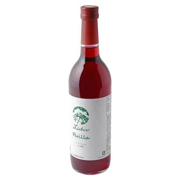リーバーペリーラ 赤しそ飲料 720ml:プロテオグリカン・国産・青森県産赤しそ・リーバー・Lieber・ドリンク|hizuya|05