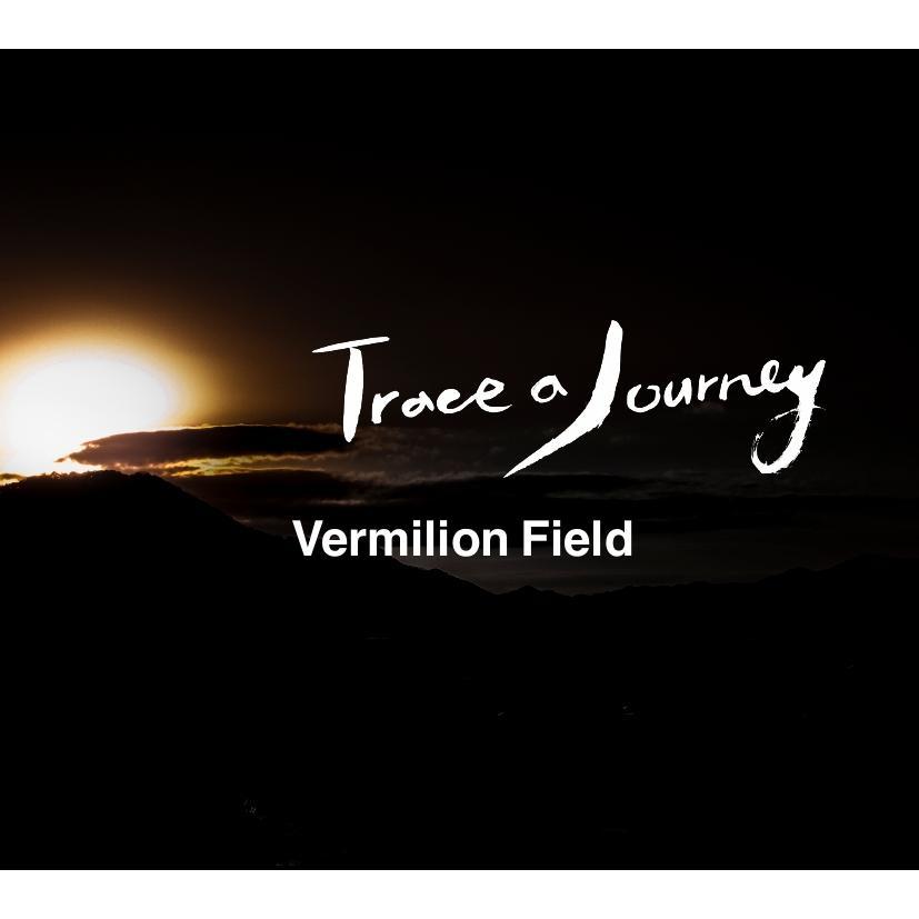 【TSUTAYA特典付】Trace a Journey/Vermilion Field|hkt-tsutayabooks