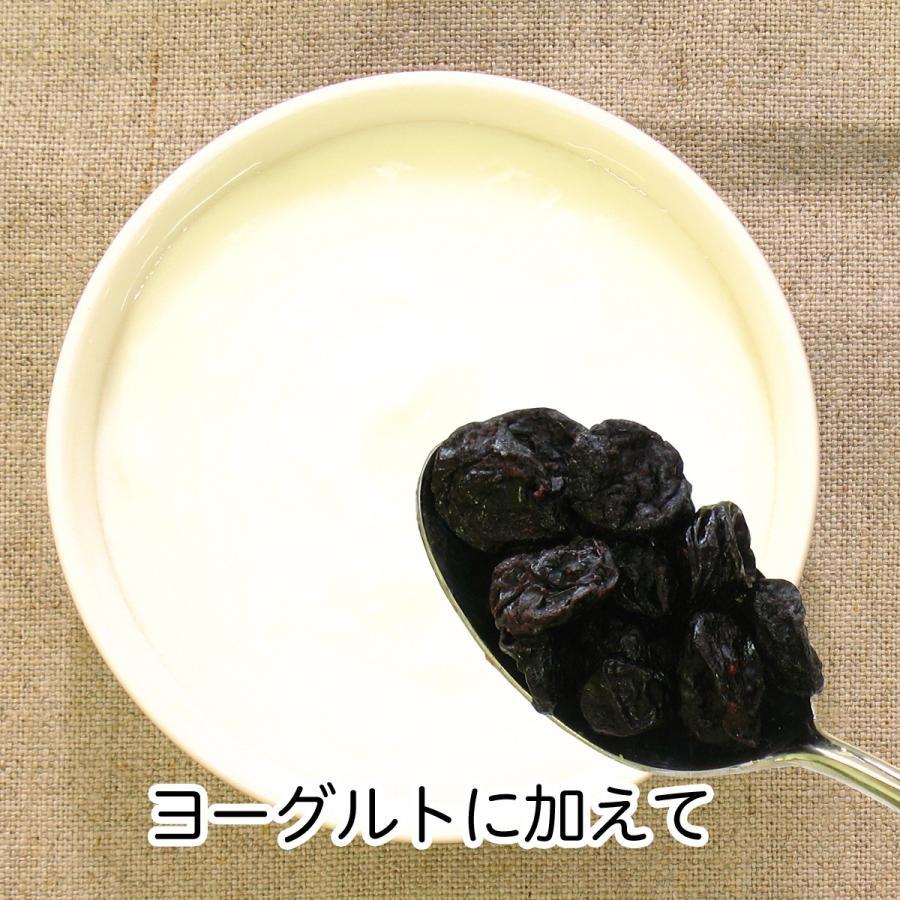 ブルーベリー500g×4個 ドライフルーツ チャック付き袋|hl-labo|06