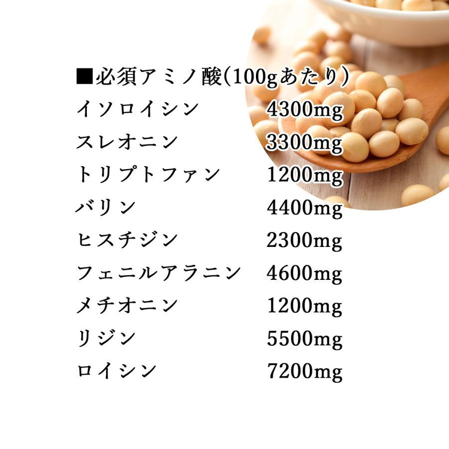 大豆プロテイン 1kg ソイ 大豆 プロテイン 無添加 女性 高齢者 送料無料 hl-labo 03