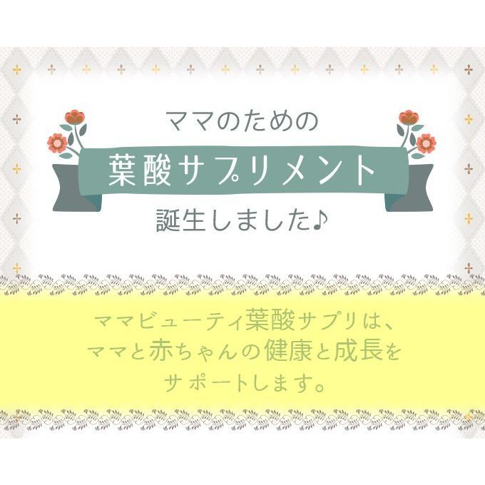 葉酸 葉酸サプリ 葉酸サプリメント タブレット 妊娠 妊婦 妊活 日本製 ママビューティ葉酸サプリ ネコポス便 hlife 02