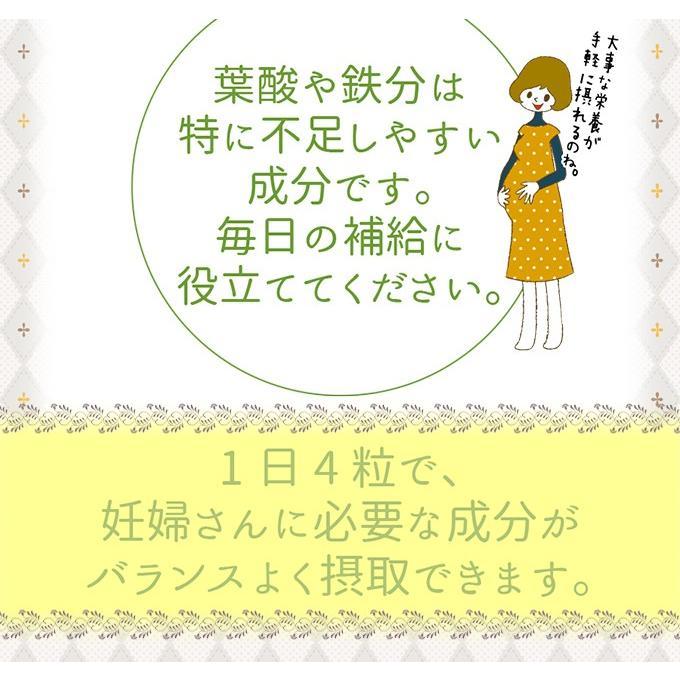 葉酸 葉酸サプリ 葉酸サプリメント タブレット 妊娠 妊婦 妊活 日本製 ママビューティ葉酸サプリ ネコポス便 hlife 12