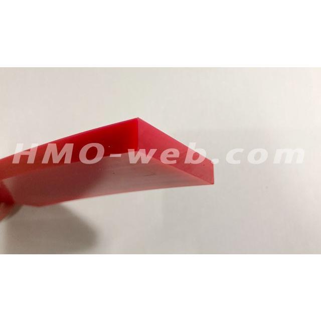 8インチ ビッグマウス専用レッドラインエクストラクターブレード 窓ガラスフィルム施工道具スキージー|hmo-web|02
