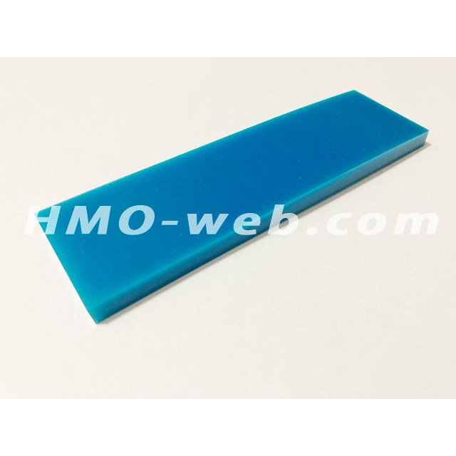 BLUE MAX Mini Block(ブルーマックス ミニブロック) FUSION-5用 防犯フィルム推奨スキージーナローブレード|hmo-web