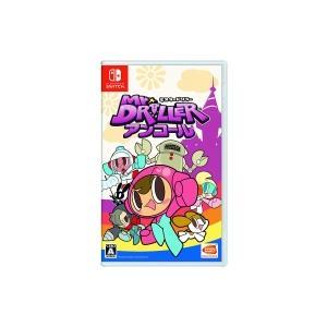 Game Soft (Nintendo Switch) / 【Nintendo Switch】ミスタードリラーアンコール  〔GAME〕|hmv
