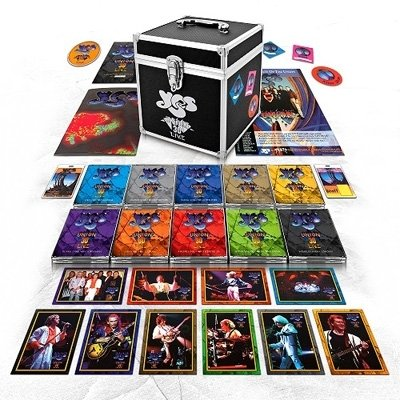 Yes イエス / Union 30 Live:  Union Tour 30th Anniversary Edition Super Deluxe Flight Case (26CD+4DVD) 輸入盤 〔CD〕