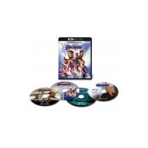 アベンジャーズ/エンドゲーム 4K UHD MovieNEX  〔BLU-RAY DISC〕|hmv