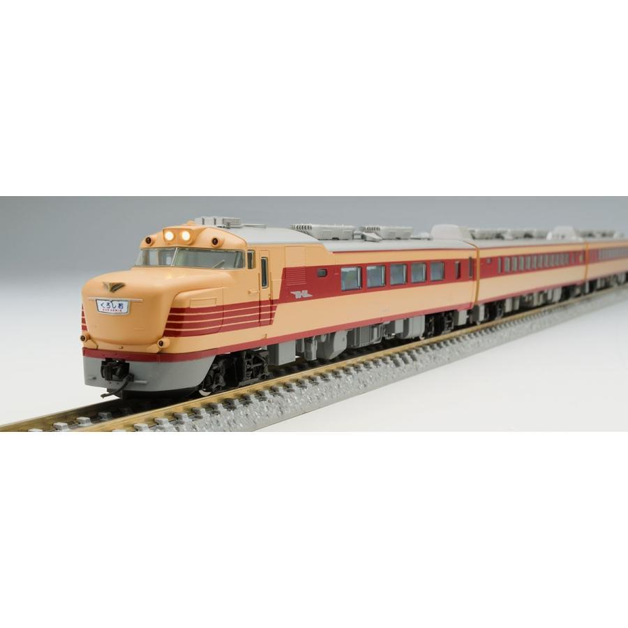 ★98311 「 国鉄 キハ81・82系特急ディーゼルカー(くろしお) 4両基本セット 」 TOMIX