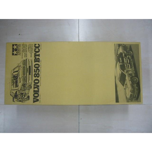 【レア物!!】#50721 「 1/10 VOLVO 850 BTCC スペアボディセット 」 タミヤ