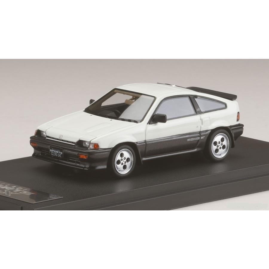 ホンダ バラード スポーツ CR-X Si (AS) ホワイト