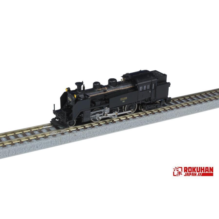 Zゲージ T019-8 「国鉄 C11 蒸気機関車 209号機 北海道2灯タイプ 」 ロクハン