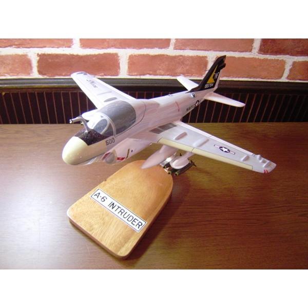 1/46 A−6 INTRUDER(グラマン) 模型飛行機 戦闘爆撃機 ソリッドモデル