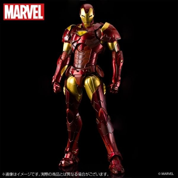 RE:EDIT IRON MAN #02 Extremis Armor 千値練