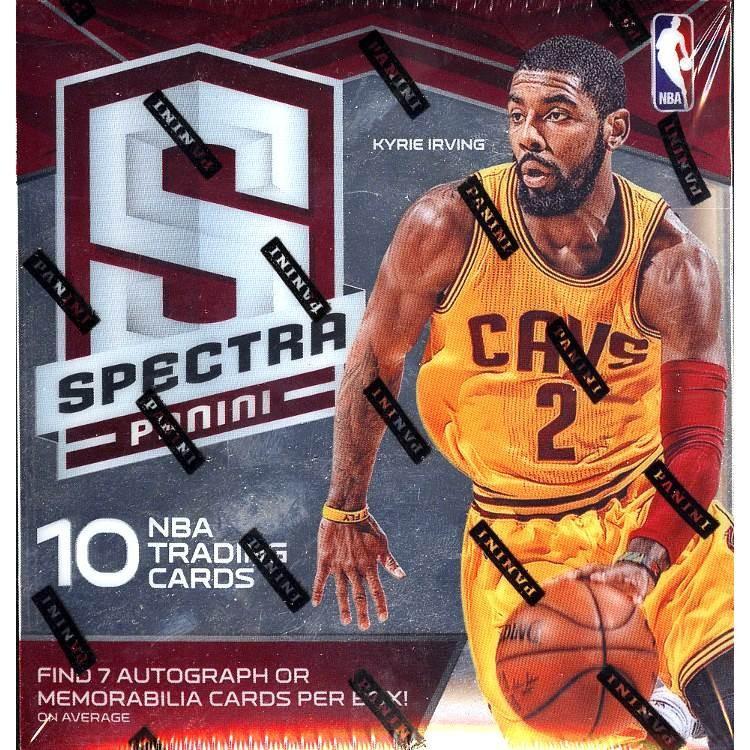 NBA 2015-16 PANINI SPECTRA BASKETBALL 1BOX(10枚入り) PANINI