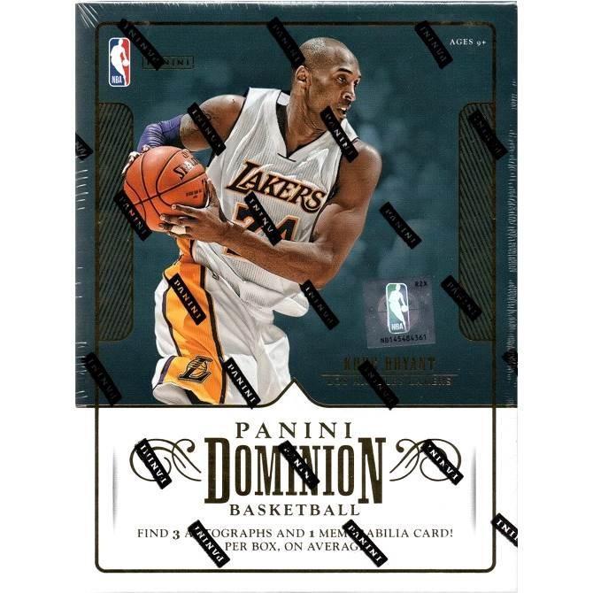 NBA 2017-18 PANINI DOMINION 1BOX(6枚入り) PANINI