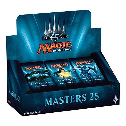 マジック:ザ・ギャザリング マスターズ25th 日本語版 ブースター 1BOX(24パック入り) ウィザーズ・オブ・ザ・コースト
