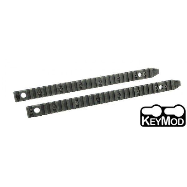 DYTAC KACタイプ KEYMOD フルサイズレールセクション NCR CASV