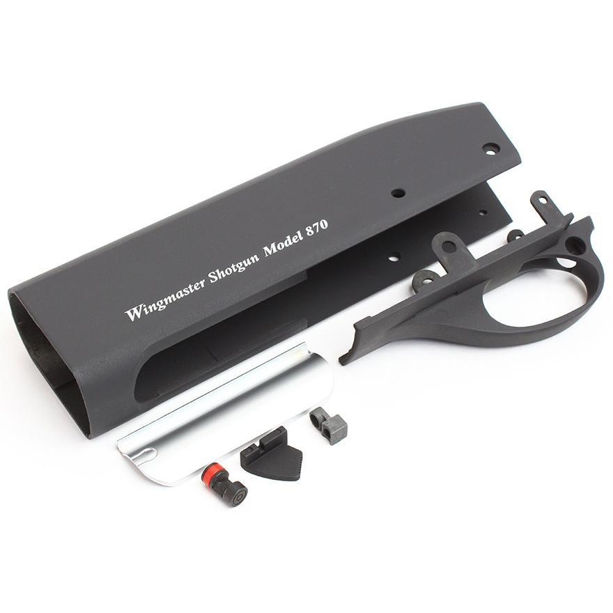 強度&質感アップに G&P M870 メタルボディ MARUZEN マルゼンCA870/M870 メタルフレーム