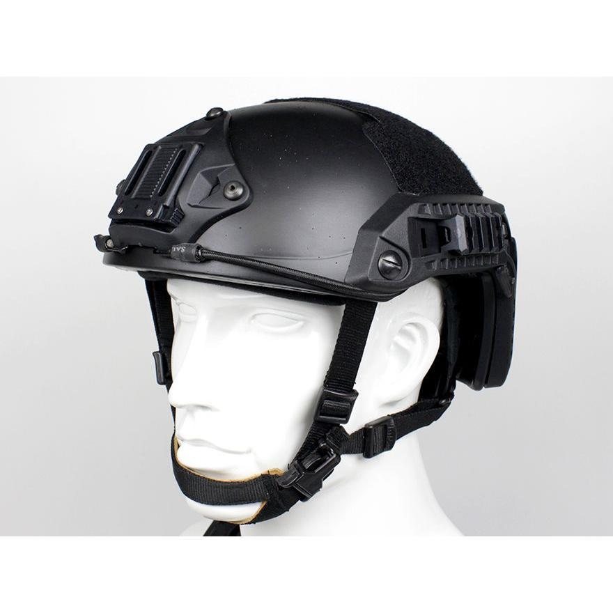 OPS-CORE FAST MARITIME タイプ ヘルメット アラミドファイバー BK M/L VSAシュラウド標準装備/米軍/特殊部隊