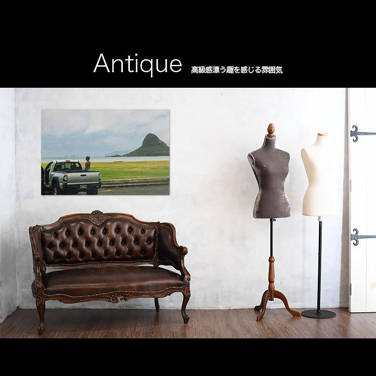 【日本製】アートボード/アートパネル artmart アートマート 絵画や写真をアルミフレームで表現するインテリアコーディネイト(90p-bi0002-grn-sa)