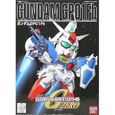 SDガンダム BB戦士 193 ガンダムGP01Fb (SDガンダム GGENERATION-ZERO ...