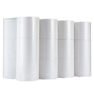 TANOSEE トイレットペーパーシングル 芯なし 250m 1セット(240ロール:24ロール×10ケース) [▲][TP]