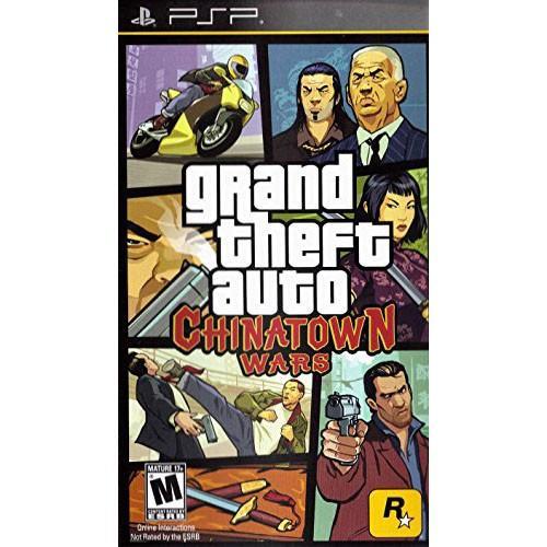 Grand Theft Auto Chinatown Wars (輸入版) - PSP