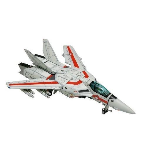 WAVE 1/100 超時空要塞マクロス VF-1J ファイター 一条輝機
