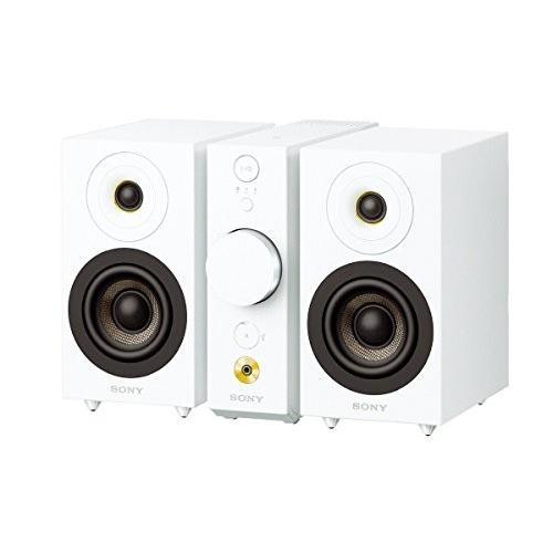 数量は多い  ソニー SONY コンパクトオーディオシステム SONY CAS-1 : Bluetooth/ハイレゾ対応 : ソニー ヘッドホンアンプ搭載 ホワイト CAS-1 W, ここあーる:cb03e2b8 --- grafis.com.tr